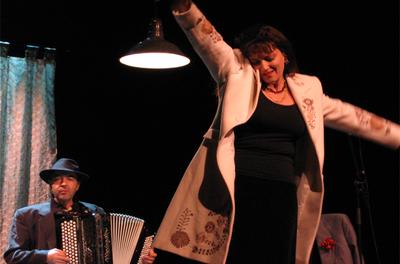 PARIS BUKAREST, Nathalie Joly chante Maria Tanase