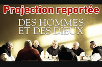 Projection reportée