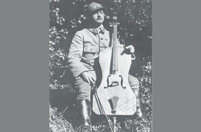 """Théâtre / Musique classique """"La musique m'a sauvé la vie"""""""