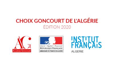 Choix Goncourt de l'Algérie - Appel à candidature