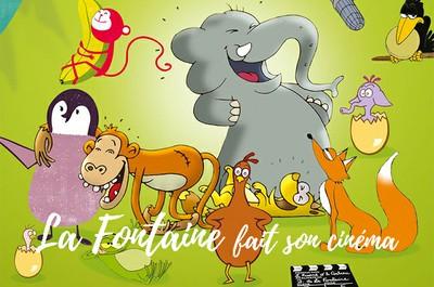 Ciné-Famille : La Fontaine fait son cinéma