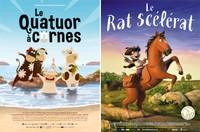 Ciné-famille : Le quatuor à cornes - Le rat Scélérat
