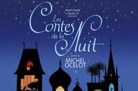 Ciné-goûter : Les contes de la nuit