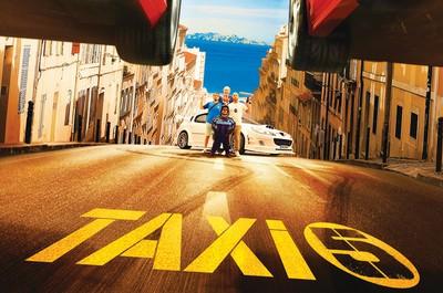 Ciné-Grand public : Taxi 5