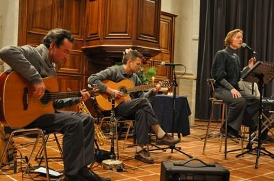 Concert du groupe Amor