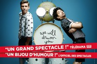 Spectacle (rythme et humour) : Fills Monkey