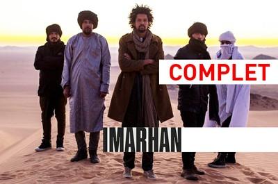 Concert : Imarhan