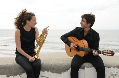 Duo jazz : Airelle Besson & Nelson Veras