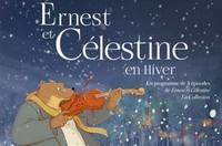 Ciné-goûter : Ernest et Célestine en hiver