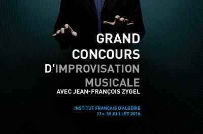Grand concours d'improvisation musicale de l'IFA