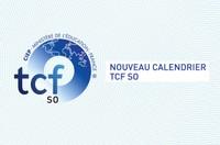 Nouveau calendrier TCF SO