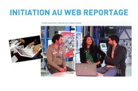 Initiation au web reportage