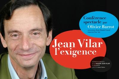 JEAN VILAR L'EXIGENCE