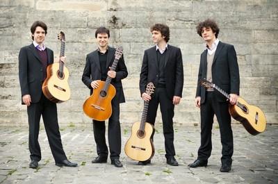 Musique classique : Quatuor éclisses