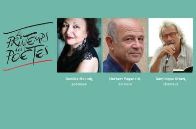 Printemps des poètes 2016 : la Corse à l'honneur