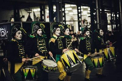 Sortie de rue 2017 : Les tambours