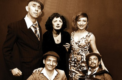 Swingo Musette fête Piaf