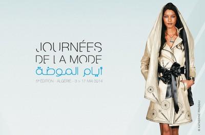 Temps fort Journées de la mode en Algérie