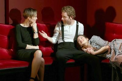 Théâtre : La Double Inconstance