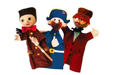 Atelier Marionnettes - De 8 ans à 12 ans