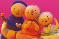 Ciné bébé : Dim Dam Doum - Les Petits doudous, VOL. 1