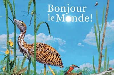 Ciné GOUTER : BONJOUR LE MONDE