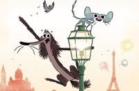 CINE GOUTER : CHIEN POURRI, LA VIE A PARIS