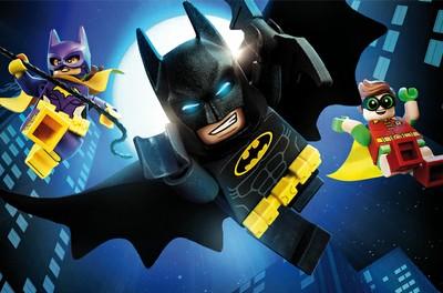 Ciné goûter : LEGO BATMAN, LE FILM