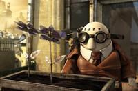 Ciné goûter : Mr Hublot & Les fantastiques livres volants de Mr Morris