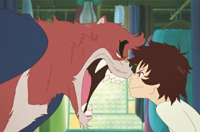 Ciné manga : Le Garçon et la bête