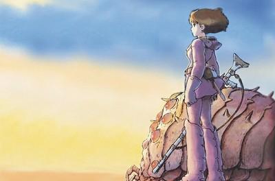 Ciné manga : Nausicaä de la vallée du vent