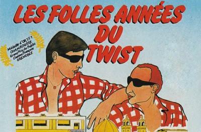 CINEMA SOUS LES ETOILES - Les folles années du Twist