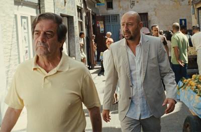 CINEMA SOUS LES ETOILES - L'Italien
