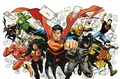 Evènement reporté au mois de septembre - Comic Day
