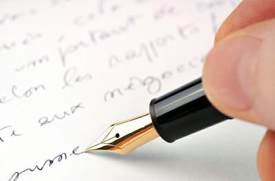 """Ecriture """"et si j'étais"""""""