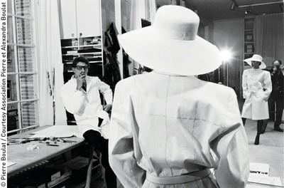 Exposition de photographies par Pierre et Alexandra Boulat en partenariat avec la Fondation Pierre Bergé - Yves Saint Laurent