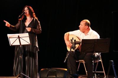 Concert - Francoise Atlan