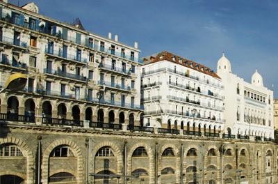 Institut fran ais d 39 oran heritage de l architecture for Architecture francaise