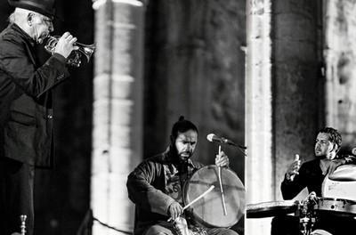 JAZZ SOUFI / TRIO SALHI