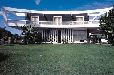 Institut fran ais d 39 oran l architecture moderne de l for L architecture moderne