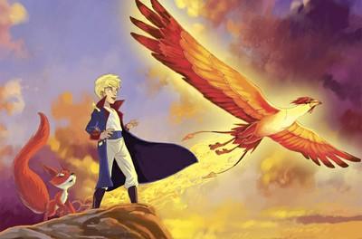 Le Petit prince : La Planète de l'oiseau de feu