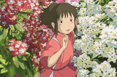 Le voyage de Chihiro - Ciné manga (à partir de 3 ans)