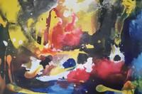 """""""Les routes de l'inspiration"""", peintures, gravures et sculptures de M'Hamed Bouheddadj"""