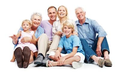 Les transformations de la famille occidentale : l'exemple de la France
