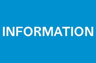Message important - Payement des inscriptions aux cours et aux certifications au département de Langue