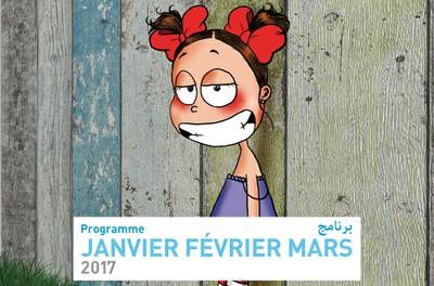 Programme Janvier Février Mars 2017