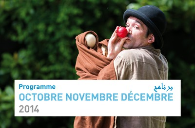 Programme Octobre Novembre Décembre 2014