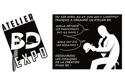 RESTITUTION ATELIER BD