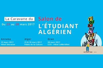 Salon de l'étudiant Algérien