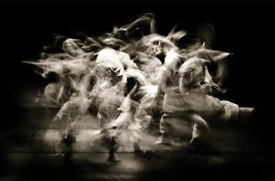 Temps Dansé - Nacera Belaza